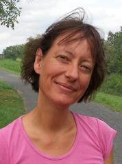 Portrait Ursula Blobel